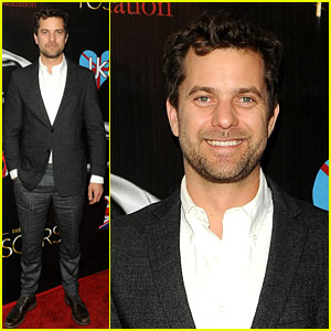 Joshua Jackson Attends the Toscars, an Oscars Parody Night!