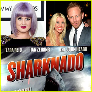 Kelly Osbourne & More Join Cast of Syfy's 'Sharknado 2'