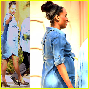 Kerry Washington Celebrates Baby Shower at Shonda Rhimes' House!