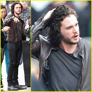 Kit Harington: I Never Expected to Be an Action Hero!