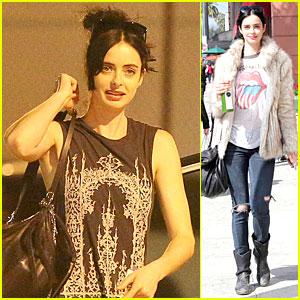 Krysten Ritter: Star & Producer of NBC Show 'Mission Control'!