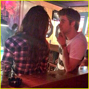 Liam Hemsworth & Nina Dobrev Spotted on Date in Atlanta!