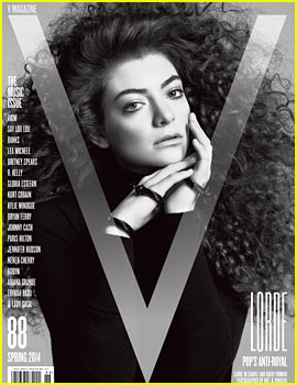 Lorde: I Want People to Stop Hearing Me on the Radio All the Time!