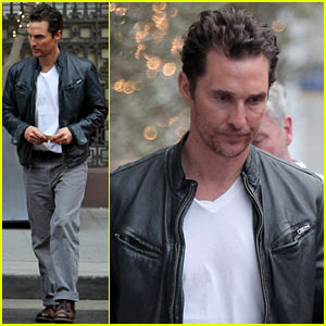 Matthew McConaughey is Like a Brother to 'True Detective' Co-Star Woody Harrelson
