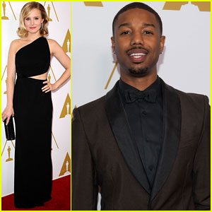 Michael B. Jordan & Kristen Bell Host Academy's Scientific & Technical Awards 2014