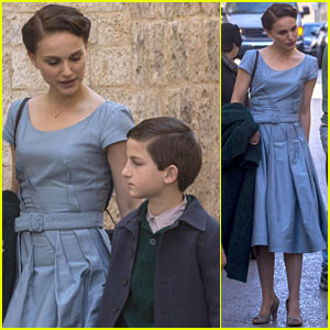 Natalie Portman Films 'A Tale of Love & Darkness' Amidst Controversy From Local Residents