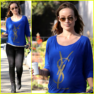 Olivia Wilde: I Looked Like Homer Simpson at My Oscar Dress Fitting!