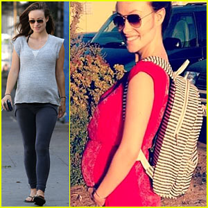 Olivia Wilde's Due Date is in Just Nine Short Weeks!
