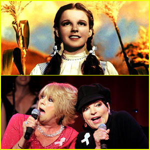 Oscars 2014: Judy Garland's Kids Reuniting for 'Oz' Tribute!