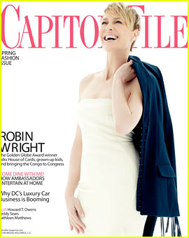 Robin Wright: Ben Foster Was the First Guy to Take Me On a Date