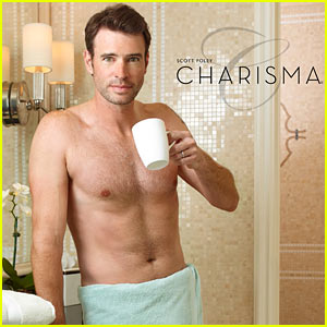 Scandal's Scott Foley is Super Hunky - Goes Shirtless in a Towel for 'Charisma'!