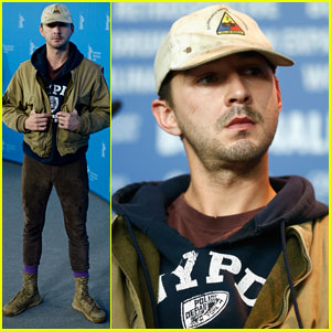 Shia LaBeouf Gets Up &#038