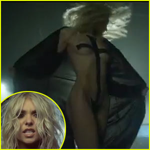Taylor Momsen Goes Fully Naked for Pretty Reckless' 'Heaven Knows' Video - Watch Now!