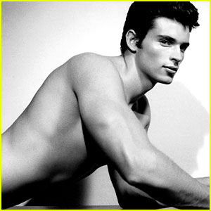 Tom Welling: Shirtless for Photog Andrea Marino's New Book!
