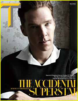 Benedict Cumberbatch: I'm So Ready to Play a Dumb Character!