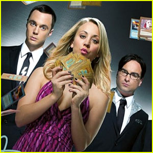 'Big Bang Theory' Renewed for Three More Seasons By CBS!