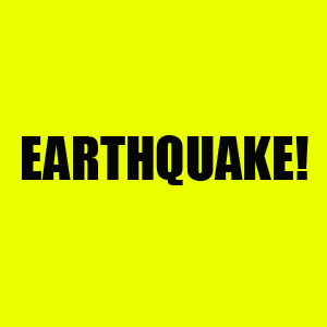 Celebrities React to Major 4.7 Earthquak