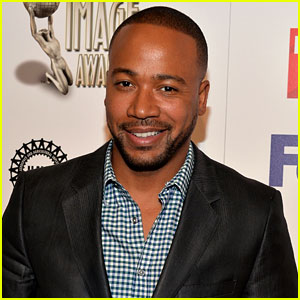 Scandal's Columbus Short Arrested on Felony Battery Charge