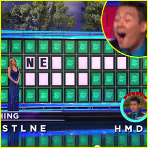 Contestant's Lucky Guess on 'Wheel of Fortune' is Incredible - Watch the Clip Here!
