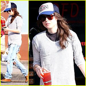 Ellen Page In Talks to Play John Belushi's Wife in New Biopic