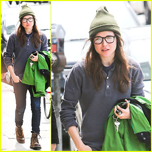 Ellen Page Tweets Clever Response to Anti-Gay Pastor!