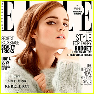 Emma Watson: 'I Don't Date People Who Are Famous'