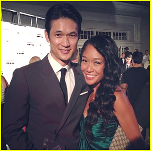 'Glee'Actor Harry Shum Jr. is Engaged to Girlfriend Shelby Rabara!