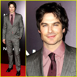 Ian Somerhalder is Always the Sexiest Man on the Red Carpet!