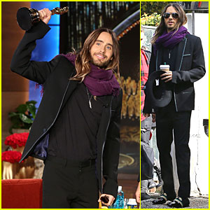 Jared Leto Highlights His Mom Dancing with Madonna As Favorite Oscars Moment!