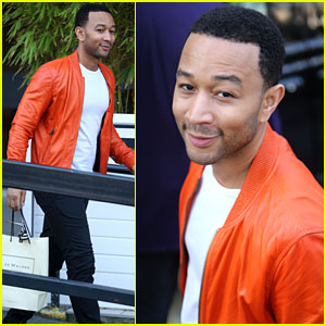 John Legend's Wedding Got Delayed Due to Weather