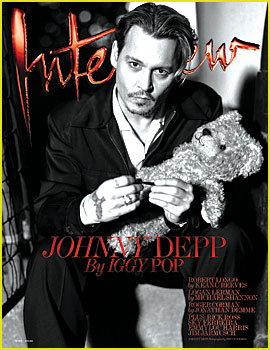 Johnny Depp Says Reality TV is Like 'Watching a Fire'