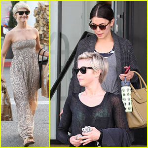 Julianne Hough: I Love Good Friends & Yummy Food!