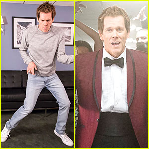 Kevin Bacon Pays Homage to 'Footloose' Through Epic Dance on 'Tonight Show' - Watch Now!