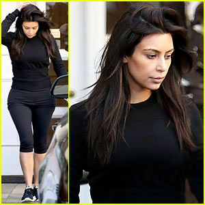 Kim Kardashian: I've Gained Some Weight Back