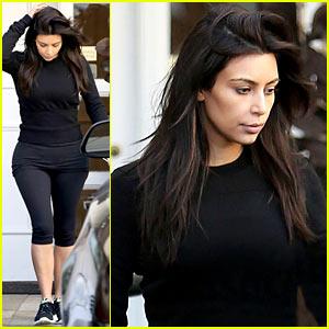 Kim Kardashian: I've Gained Some Weight Back