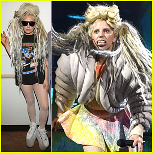 Lady Gaga Uses an Expletive to Address Katy Perry Comparisons!