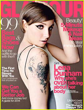 Lena Dunham to 'Glamour': I Don't Know if I Want to Continue Acting