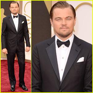 Leonardo DiCaprio - Oscars 2014 Red Carpet