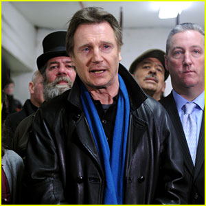 Liam Neeson Voices Support for Horse Drawn Carriage Business