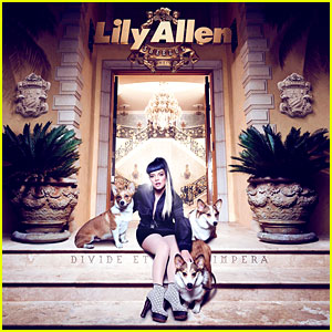 Lily Allen Releases 'Sheezus' Cover Art & 'Our Time' Video!