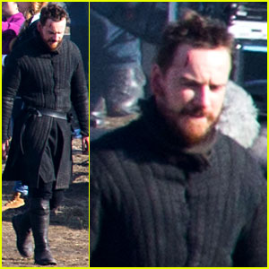 Michael Fassbender Gets Back to Work on 'Macbeth' Remake