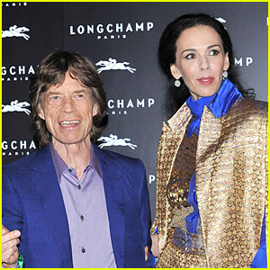 Mick Jagger 'Shocked' by Girlfriend L'Wren Scott's Suicide