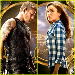 Mila Kunis & Channing Tatum Head to Another World in New 'Jupiter Ascending' Trailer & Posters!