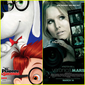 'Mr. Peabody & Sherman' Rises to No. 1 at Box Office, 'Veronica Mars' Makes Impressive $2 Million Debut