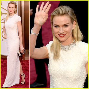 Naomi Watts - Oscars 2014 Red Carpet