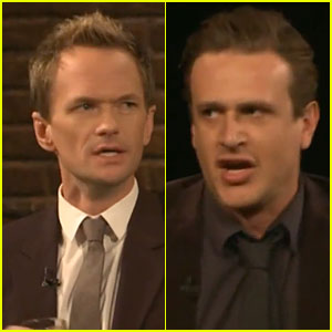 Neil Patrick Harris & Jason Segel Sing 'Les Miserables' Duet Again - Watch Now!