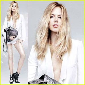 Nicole Kidman Stuns in New Jimmy Choo Campaign & Video!