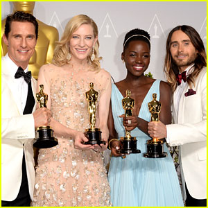 Oscars 2014 - Full Show & After Party Coverage Here!