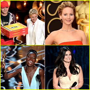 Oscars Best Moments 2014 - Ac