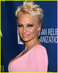 Pamela Anderson Poses Nude at Age 46 in NSFW Pic